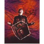 Doug Bradley Autograph Hellraiser Signed 10x8 Photo (0150)