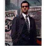 Daniel Mays Autograph Signed 10x8 Photo