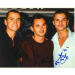 3SL Autograph Signed 8x10 Photo