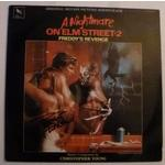 Robert Englund Autograph Signed Nightmare on Elm Street Vinyl