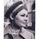 Judi Dench Autograph Signed 10x8 Photo (IMPERFECT)