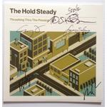 The Hold Steady Autographs Thrashing Thru The Passion Vinyl