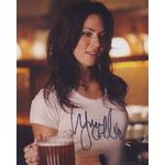 Lynn Collins Autograph Signed 10x8 Photo (IMPERFECT)