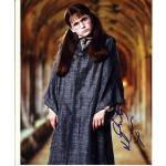 Shirley Henderson Autograph Signed 10x8 Photo
