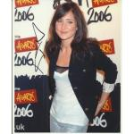 KT Tunstall Autograph Signed 10x8 Photo (2180)