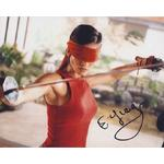 Elodie Young Autograph Signed 8x10 Photo (IMPERFECT)