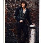 Douglas Booth Autograph Signed 10x8 Photo