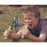 Will Poulter Autograph Signed 8x10 Photo (IMPERFECT)