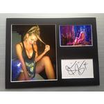 Sheridan Smith Autograph Signed 12x16 Display