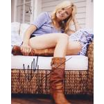 Malin Akerman Autograph Signed 10x8 Photo