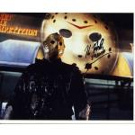 Kane Hodder Autograph Signed 8x10 Photo