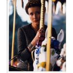 Emma Thompson Autograph Signed 10x8 Photo