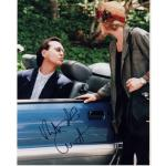 Richard E Grant Autograph Signed 10x8 Photo