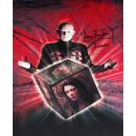Doug Bradley Autograph Hellraiser Signed 16x12 Photo (0205)