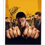 Dexter Fletcher Autograph Signed 10x8 Photo