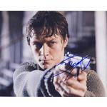 James McAvoy Autograph Signed 8x10 Photo (IMPERFECT)