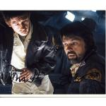 John Hurt & Tom Skerritt Autograph Signed 8x10 Photo