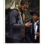 Samuel Anderson Autograph Signed 10x8 Photo