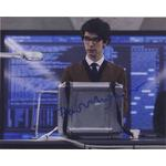 Ben Whishaw Autograph Signed 8x10 Photo (IMPERFECT)