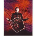 Doug Bradley Autograph Hellraiser Signed 10x8 Photo (0149)