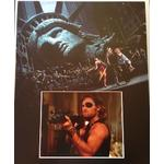 Kurt Russell Autograph Signed 20x16 Display