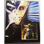 Kane Hodder Autograph Signed 20x16 Display