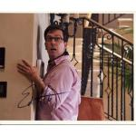 Ed Helms Autograph Signed 8x10 Photo