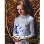 Dakota Blue Richards Autograph Signed 8x10 Photo