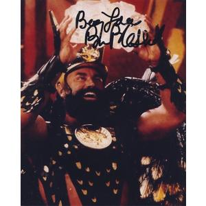 Brian Blessed Autograph Signed 10x8 Photo (IMPERFECT)