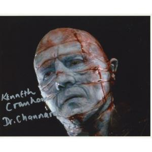 Kenneth Cranham Autograph Hellraiser Signed 8x10 Photo (2196)