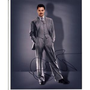 Dominic Cooper Autograph Signed 10x8 Photo