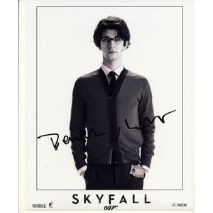 Ben Wishaw Autograph Signed 10x8 Photo