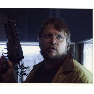 Guillermo Del Toro Autograph Signed 8x10 Photo