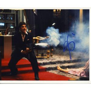 Al Pacino Autograph Signed 8x10 Photo
