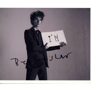 Ben Wishaw Autograph Signed 8x10 Photo