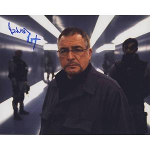 Brian Cox Autograph Signed 8x10 Photo (IMPERFECT)
