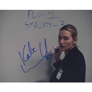 Kate Winslet Autograph Signed 8x10 Photo (IMPERFECT)