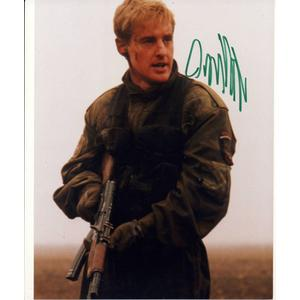 Owen Wilson Autograph Signed 10x8 Photo