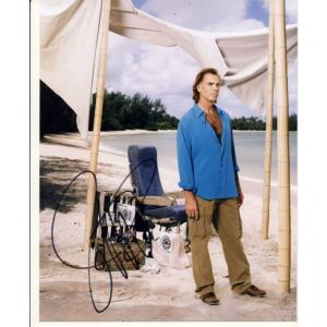 Jeff Fahey Autograph Signed 10x8 Photo