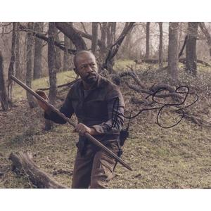 Lennie James Autograph Signed 8x10 Photo