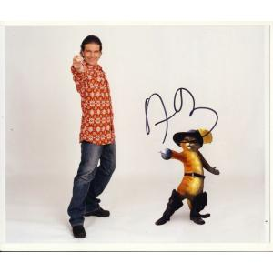 Antonio Banderas Autograph Signed 8x10 Photo