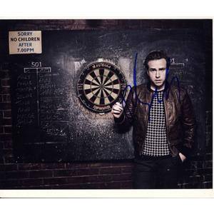 Rafe Spall Autograph Signed 8x10 Photo