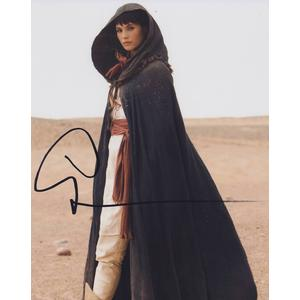 Gemma Arterton Autograph Signed 10x8 Photo