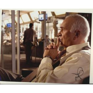 Frank Langella Autograph Signed 8x10 Photo (6661)