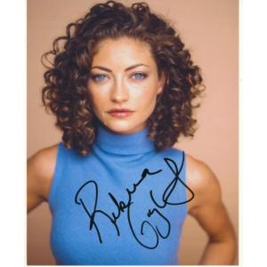 Rebecca Gayheart Autograph Signed 10x8 Photo